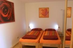 der Staudenhof - Ferienwohnung - Schlafzimmer