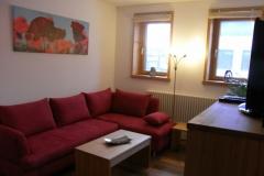 der Staudenhof - Ferienwohnung - Wohnzimmer