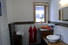 der Staudenhof - Ferienwohnung - Bad