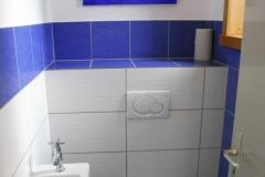 der Staudenhof - Ferienwohnung - WC